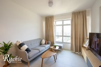 Minimalist New 5-Room HDB by Ritchie Creative Design