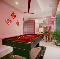 Asian New 4-Room HDB by In2Space Interior Pte Ltd