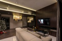 Asian New Condominium by Earth Interior Design Pte Ltd