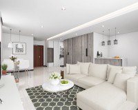 Contemporary Resale 5-Room HDB by Nativ9 Design LLP
