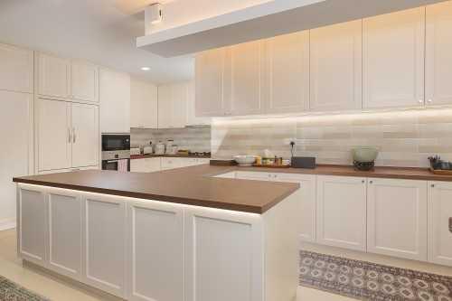 Photo of Jalan Kampong Chantek-Kitchen Design