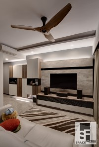Contemporary New Condominium by Space Factor Pte Ltd