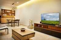 Asian New Condominium by Design 4 Space Pte Ltd