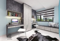Modern Resale 4-Room HDB by YIS Living Pte Ltd