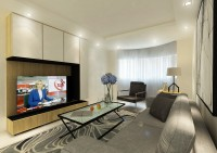 Contemporary Resale 5-Room HDB by Inside Story Interior Design