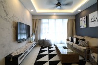 Modern New 4-Room HDB by E+e Design & Build