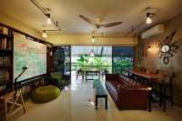 Industrial New Condominium by Design 4 Space Pte Ltd