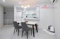 Minimalist New 5-Room HDB by Areana Creation Pte Ltd