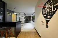 Vintage New 5-Room HDB by Areana Creation Pte Ltd